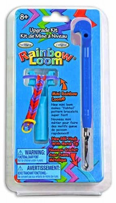 Rainbow Loom Upgrade kit Blauw