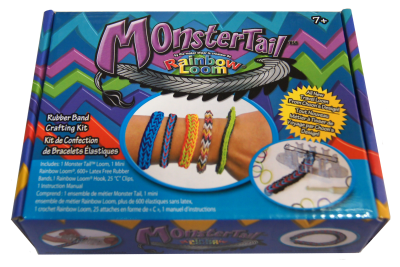 Monster Tail  (mini starter / Travel Kit)