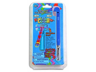 Rainbow Loom Upgrade kit Blauw